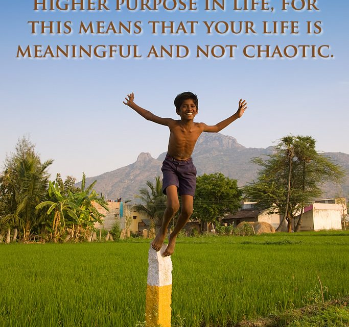 Life is Not Chaotic