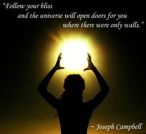 Flow is another word for living with purpose in the present moment