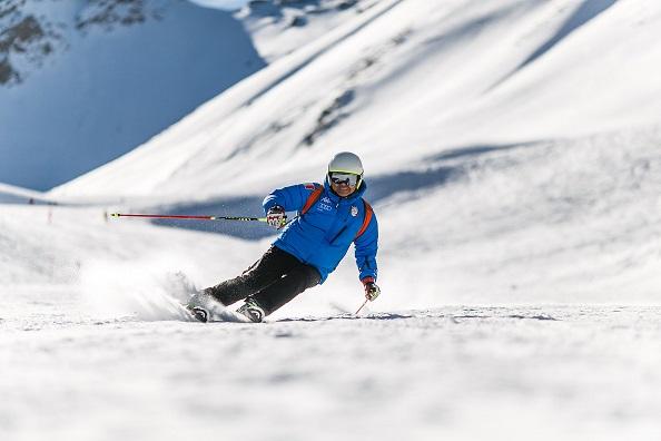 Psycho-spiritual Skiing