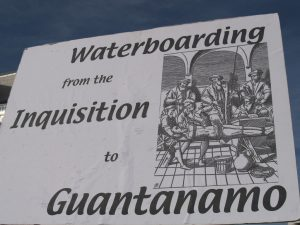 Inquisition torture to Guantanamo torture